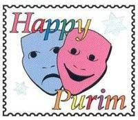Purim celebration